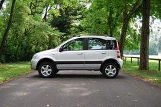#Panda 4x4 #Valgrisa by Aznom / #Fiat Panda by #AznomDesign #Automotive #Car