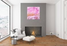 Buy Quiet your mind - pink and golden minimalistic abstract, Acrylic painting by Ivana Olbricht on Artfinder. Discover thousands of other original paintings, prints, sculptures and photography from independent artists. Acrylic Spray, Acrylic Painting Canvas, Pink Abstract, Metallic Colors, Light Painting, Abstract Styles, Original Paintings, Abstract Paintings, Minimalist