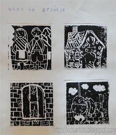 Kids Artists: nyomtatás