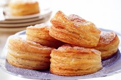 Golden puff pastry and sweet apple come together in this freshly baked tea-time treat.