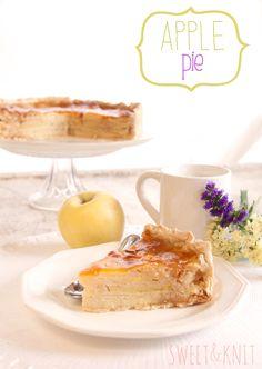 Sabrosísima tarta de manzana o Apple pie
