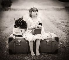 Young Lady Travelling to Paris by Katharina Hooper Smith Shades Of Black, Young Women, Fine Art, Black And White, Lady, Children, People, Blog, Photography
