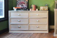 Mason Double Wide Dresser
