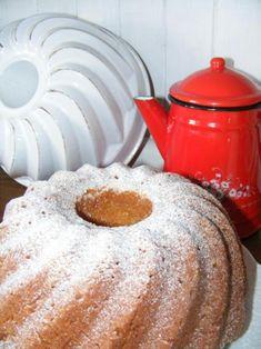 Pätnásť najlepších receptov na domácu bábovku. Challah, Tea Time, Party Time, Food And Drink, Breakfast, Cakes, Ring Cake, Kuchen, Morning Coffee