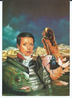 CPM - Carte postale Nugeron série    ILLUSTRATEURS  by Marcel Laverdet 1979