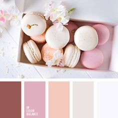 IN COLOR BALANCE | Подбор цвета | Page 4