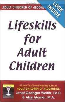 Adult Children of Alcoholics Fellowship Text Index