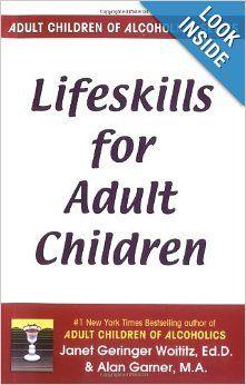 Adult Children of Alcoholics Fellowship Text Index