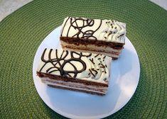 Řezy z dvojího těsta s máslovo-pudinkovým krémem - TopRecepty.cz Desserts, Food, Tailgate Desserts, Deserts, Essen, Postres, Meals, Dessert, Yemek
