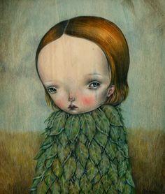 Dilkane Nassyrova (aka Dilka Bear or Dilkabear) was born in Alma-Ata, Kazakhstan (USSR) in 1977; lives and work in Triste, Italy