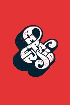 pstypelab: #Ampersand #typography #type #design
