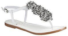 ShopStyle: Gianni Bini Peony Sandals