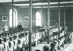 """""""Originally constructed in 1716-17, the building was extended until 1718 to function as a boarding school. By the following year it had 50 children, with room for 100 more, and construction was finally completed in 1725. After the school moved to a new site in Wavertree in 1906, the building was threatened with demolition."""" Listed Building, Old Building, Liverpool History, Meeting Place, News Sites, In The Heart, The Past, Construction, City"""