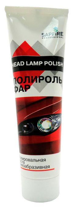 САПФИР Полироль Для Фар Sapfire Spk-0713, 120 Мл