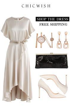 New ideas for style elegant dress shoes Classy Outfits, Chic Outfits, Dress Outfits, Look Fashion, Unique Fashion, Womens Fashion, Modest Fashion, Fashion Dresses, Modest Clothing
