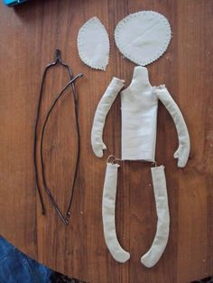 DIY Muñeca de tela pelirroja - Marina Creativa Doll Tutorial, Softies, Puppets, Art Dolls, Doll Clothes, Projects To Try, Photo Wall, Diy, Drawings