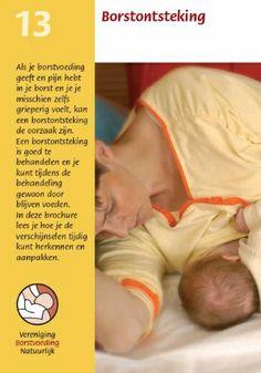 VBN, Borstvoeding, Borstontsteking, brochure, informatie. Te bestellen op: www.borstvoedingnatuurlijk.nl