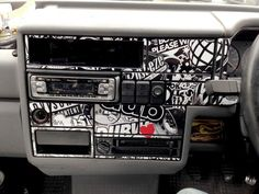 Sticker bomb dash transporter t4:
