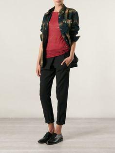 Isabel Marant 'milane' Shirt - Divo - Farfetch.com