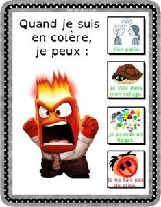 Autisme : gestion des émotions (négatives)Tap the link to check out great fidgets and sensory toys. Check back often for sales and new items. Happy Hands make Happy People Art Therapy Activities, Kindergarten Activities, French Language Lessons, Autism Education, Behaviour Chart, Autism Spectrum Disorder, Anti Bullying, Learn French, Socialism