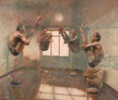 """Saatchi Online Artist Nicola Pucci; Painting, """"divers"""" #art"""