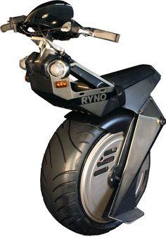 RYNO Motors electric unicycle   Doobybrain.com