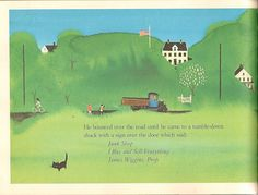 VINTAGE KIDS BOOK Bonnie Bess The Weathervane by HazelCatkins