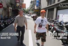 Lani's Fog Blog: The real Eddie and Louis Huang