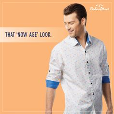 Our Contemporary Fit shirts taper at the sides to give you a sharp, sporty look. #ColorPlus #ForumCourtyard