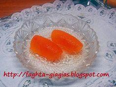 Νεράντζι γλυκό του κουταλιού - Τα φαγητά της γιαγιάς