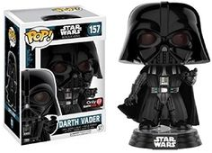 Funko Pop Star Wars Rogue One Darth Vader GameStop Exclusive * Click image for more details.Note:It is affiliate link to Amazon.