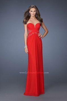 La Femme 19889 Jeweled Lace Formal Dress f17f5499c
