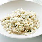 Parmesan Risotto Recipe | MyRecipes.com