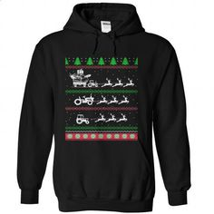 Farmer Christmas - #mens t shirts #mens t shirt. GET YOURS => https://www.sunfrog.com/Holidays/Farmer-Christmas-Black-72678349-Hoodie.html?60505