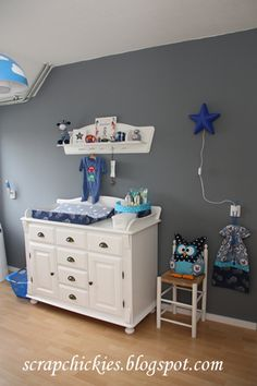 1000 images about babykamer nursery on pinterest nursery boy ikea boxes and brocante - Foto slaapkamer baby jongen ...