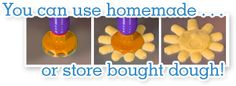 Press Dough set Hello Kitty Jewelry, Cookie Press, Knitting Supplies, Tasty Bites, Best Appetizers, Invite Your Friends, Scrapbook Supplies, Cupcake Recipes, Dessert Recipes