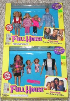 The Full House Media: Full House Dolls