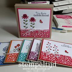 Flowering Fields Stamp Set - Stampin' Up! - SAB 2016