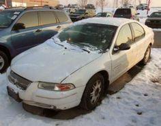 Cheap Sedan Chrysler Cirrus LXi '98 in Utah, UT — $990