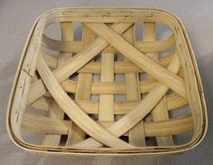 A Hand-Woven Life: Tobacco Basket Tutorial
