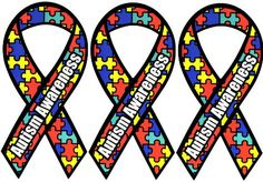 "[3 Pack] Support Autism Awareness 8"" x 4"" Puzzle Ribbon Magnets Novelty Island http://www.amazon.com/dp/B00BEWJIGA/ref=cm_sw_r_pi_dp_4lwYtb1HD7S2HC82"