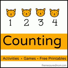 Click on a link to get directly to the activity – if you find a collection of themed math, scroll down to find what you're looking for. Preschool: Bears on the Dots (link to printable) Bugs in a Jar (printable) Collecting Coins Game (printable) Counting & Make 10 with Egg Cartons Count around the House Count the pine cones Count the Eggs (printable) Dump Truck Counting Mat (printable) Egg Carton / Duplo Math... Read More »