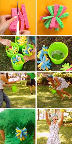 4 activités extérieures à faire cet été qui amuseront les enfants - Trucs et Astuces - Trucs et Bricolages