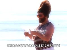 Finals Week, as Told by Will Ferrell & Zach Galifianakis | Her Campus