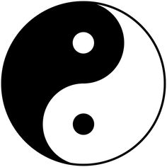 The Sun and Moon and Other Opposites: The Mandarin Meaning Of Yin Yang Arte Yin Yang, Ying Y Yang, Yin Yang Art, Yin And Yang, Ying Yang Symbol, Symbole Ying Yang, Yin Yang Meaning, Yen Yang, Yin Yang Tattoos