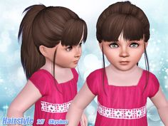 SkySims Hair Toddler 217_A