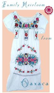 Traditional Mexican Dress Inspiration