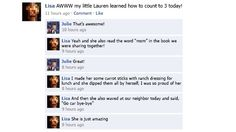 The ugly truth: everyone overshares on Facebook. But, in the world of T.M.I., moms just might take t