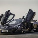 The brutal acceleration in the super sports car : Whats a Bugatti Veyron against this brilliant supercar? With the McLaren P1 is surprisingly close to the