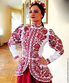 русский народный костюм, русский костюм, танцевальный костюм,  сценический костюм, Russian Dance, Красный цветок